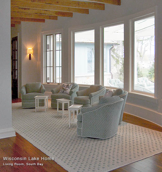 Glen Lusby Interiors Chicago Interior Design Residential